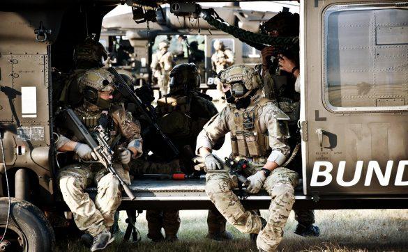 Soldaten des Jagdkommandos © Bundesheer