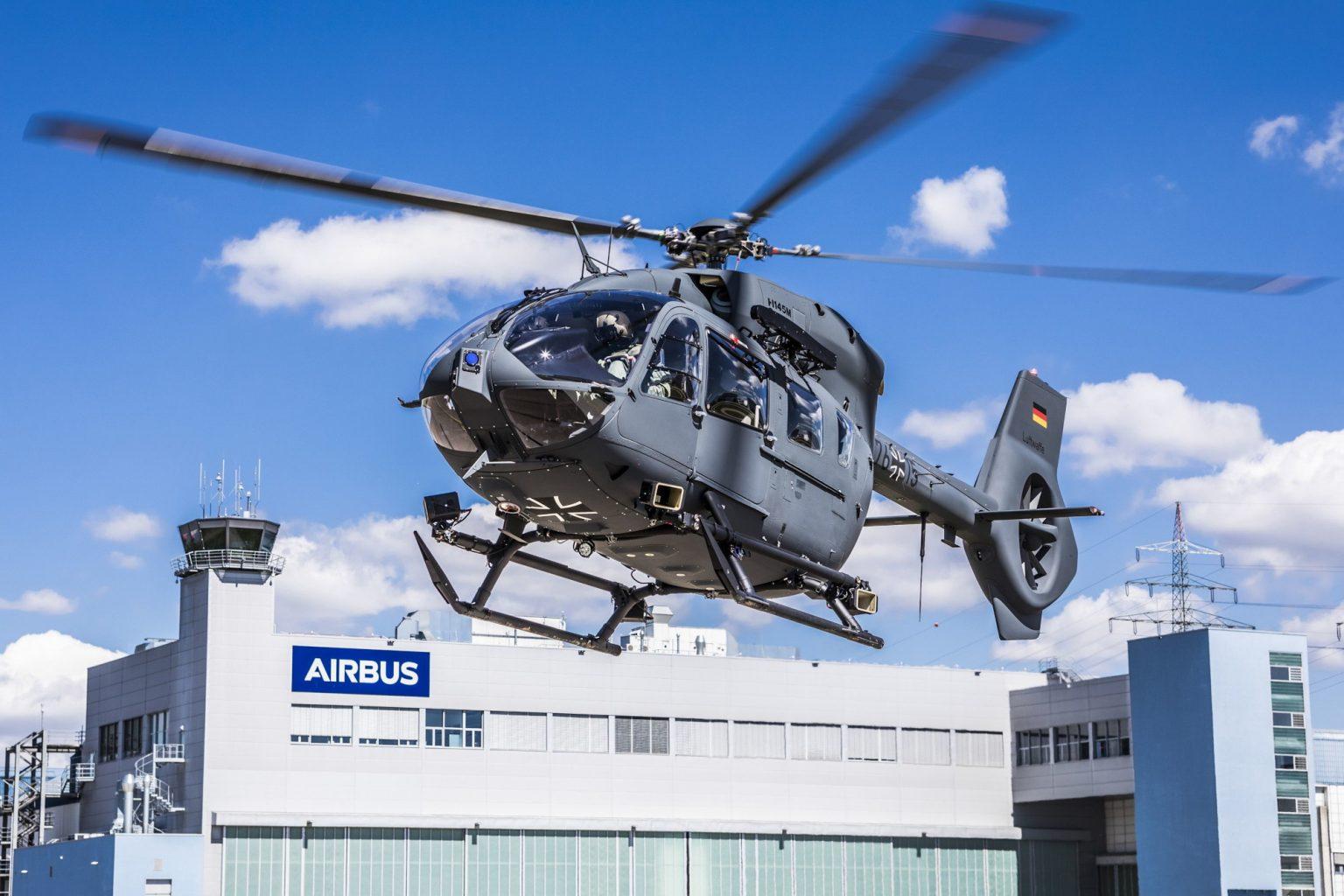 AIRBUS Helicopters H145M des deutschen Kommandos Spezialkräfte © AIRBUS