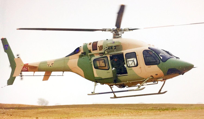 Bell 429 der Streitkräfte des Oman © Bell Helicopters