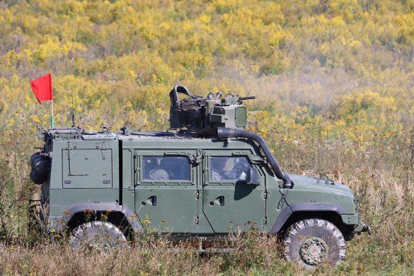 GMF Husar im scharfen Schuss © Doppeladler.com