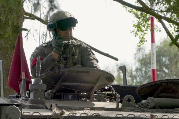 Das Innenministerium fordert die Eingreiftruppe an © Doppeladler.com