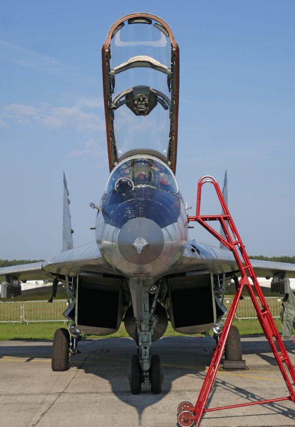 Mikoyan-Gurevich MiG-29 AS/UBS Fulcrum der slowakischen Luftstreitkräfte | 1303 © Doppeladler.com