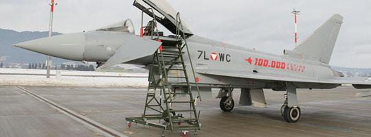 Eurofighter Typhoon 7L-WC