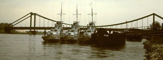 Die alte Reichsbrücke