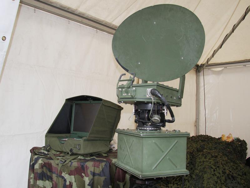 Man-portable Surveillance and Target Acquisition Radar (MSTAR)