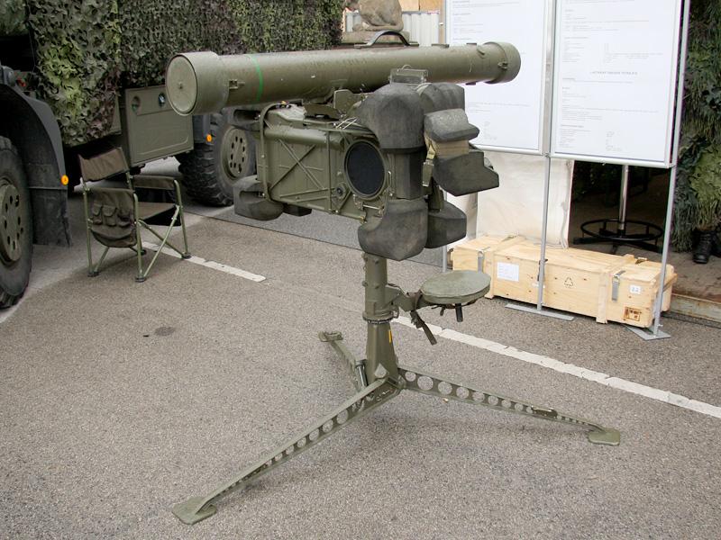 Leichte Fliegerabwehrlenkwaffe RBS-70