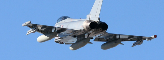 Eurofighter Typhoon 7L-WC - Austrian Air Force