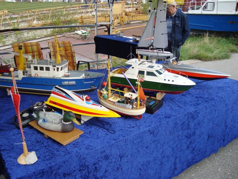 Modellbauflotte