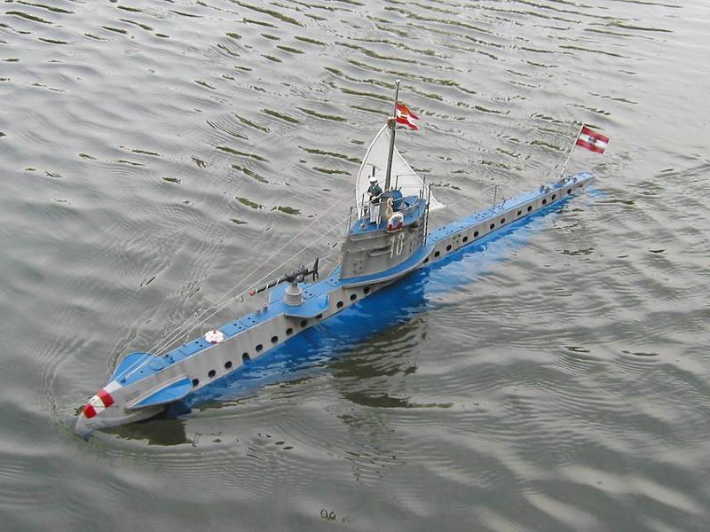 k.u.k. Unterseeboot SMU10