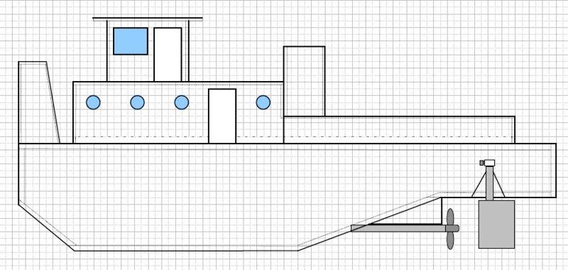 Modellbau-Projekt TUG