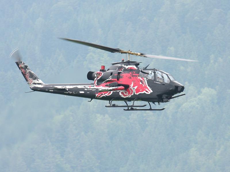 Bell TAH-1F Cobra