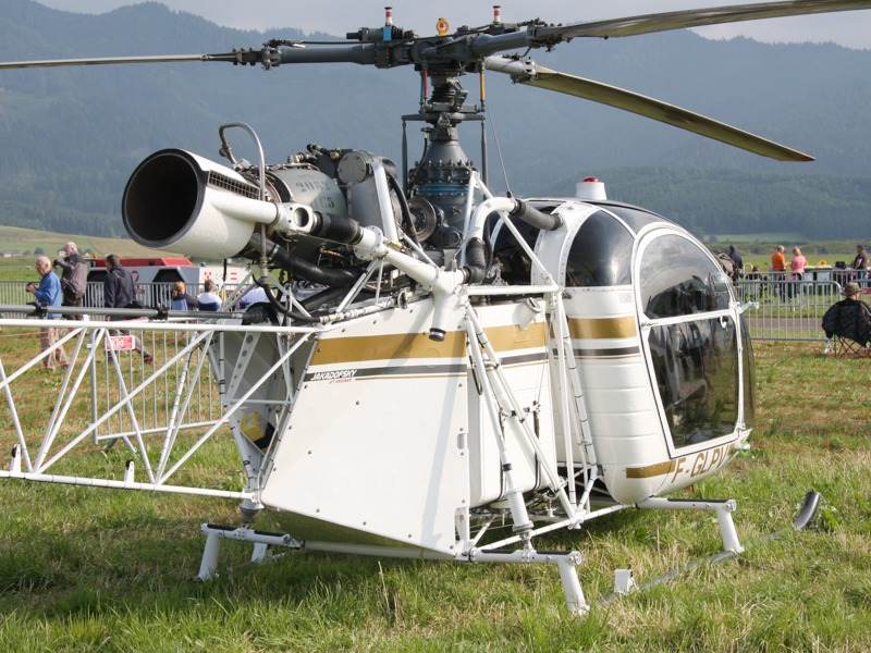 Sud-Aviation Alouette II – SE 313B