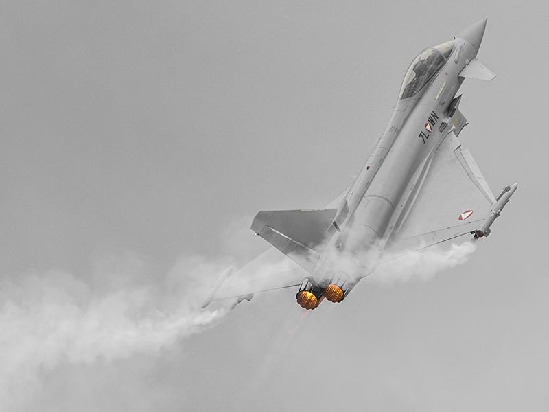 CB2 - Austrian Airforce - Eurofighter Typhoon © Christoph Bauer