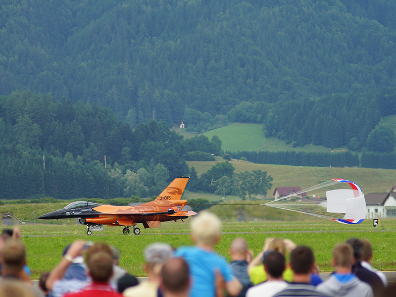 EK3 - F-16 AM FIGHTING FALCON Niederlande © Emilian