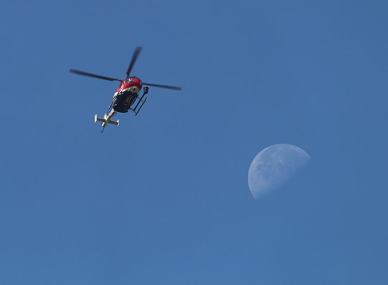 FL1 - Guten Morgen Mond! © Florian Lipp