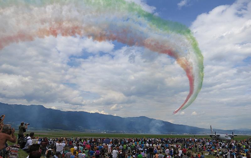 FL3 - Grande Finale - Frecce Tricolori © Florian Lipp