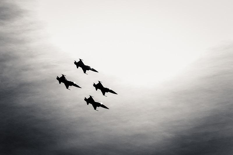 GR1 - Shadows of Patrouille Suisse © ghostrydder