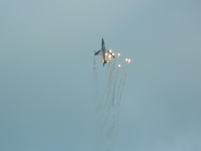 JK1 - Belgische F16 Fighting Falcon © Janis Kratochwil