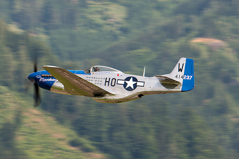 KR1 - P-51D Mustang © Karl Roth