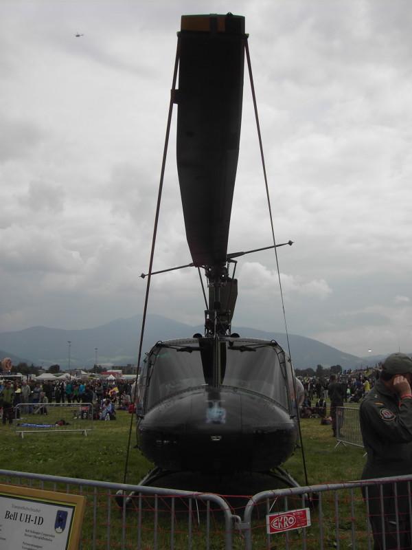 MP3 - Bell UH-1D SAR Version © Markus P.