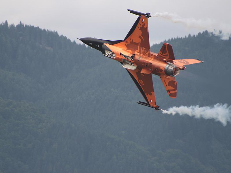 MX1 - Holländische F-16 © Michael Grosch