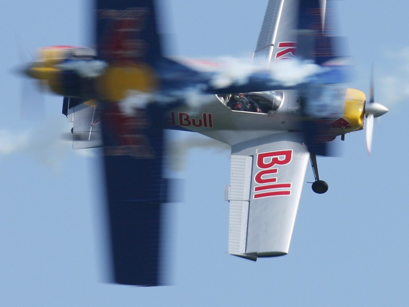 Flying Bulls Aerobatics Team