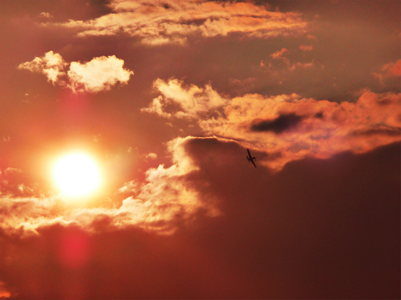 SR2 - Empire of the sun - P 51 Mustang © Sascha Rudroff