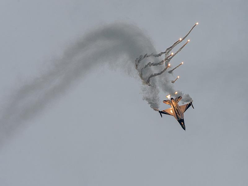 TA1 - belgische F-16 © Thomas Alberer