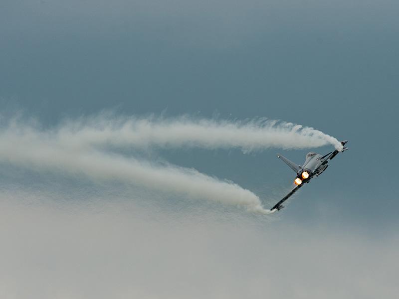 TA3 - österreichischer Eurofighter © Thomas Alberer