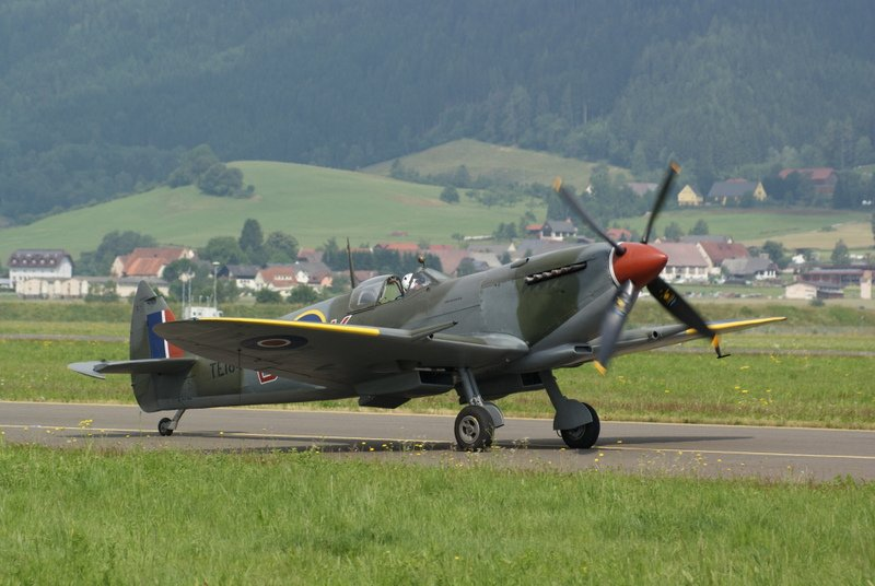 WE1 - Spitfire © Wolfgang Ehold