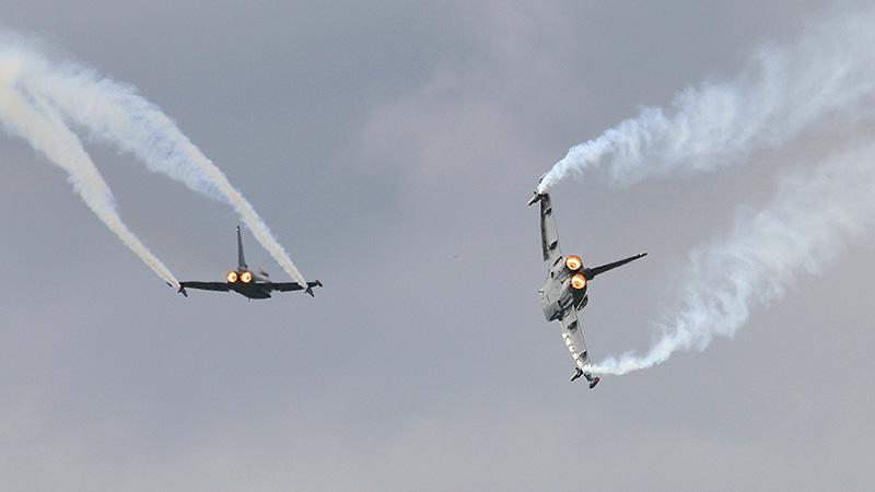 WL1 - Eurofighter Crossing © WernerL