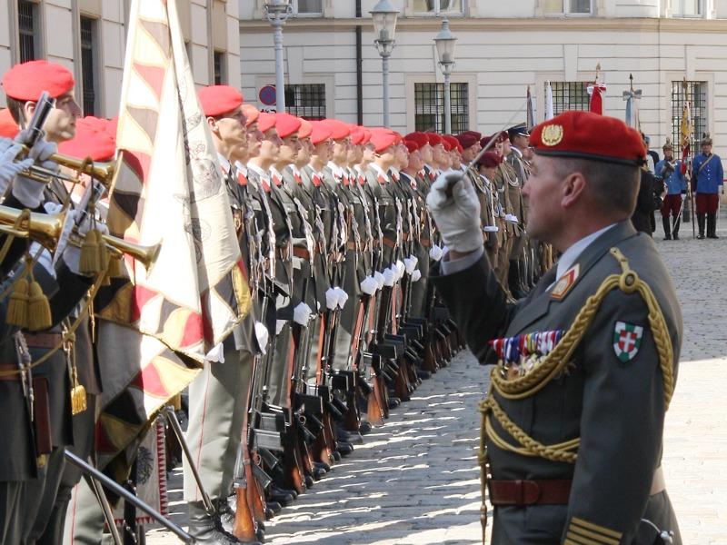 Österreichische Garde © Doppeladler.com