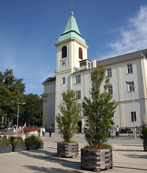 St. Josefskirche am Kahlenberg aus 1734 © Doppeladler.com