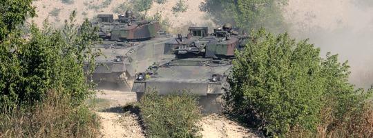 Schützenpanzer Ulan in Mautern © Doppeladler.com