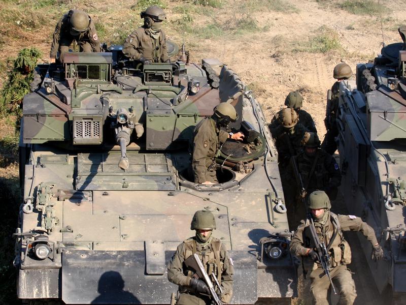 Schützenpanzer Ulan - Alles absitzen!