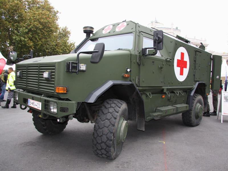 Das Heer bekommt 6 weitere Dingo 2 Notfallfahrzeuge © Doppeladler.com