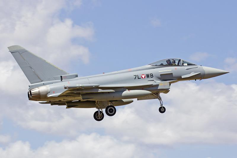 Eurofighter Typhoon 7L-WB © Alessandro Caglieri