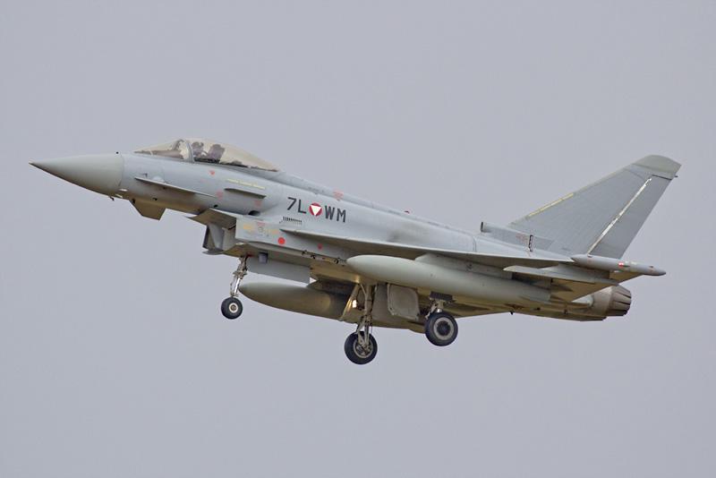 Eurofighter Typhoon 7L-WM © Alessandro Caglieri