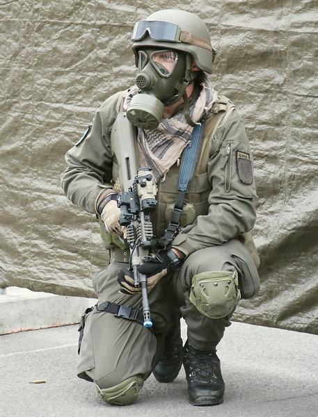 Soldat des JgB25
