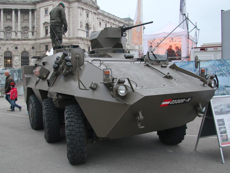 Radpanzer Pandur A1 6x6