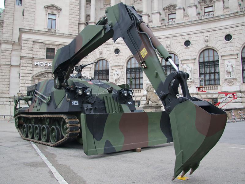Pionierpanzer A1
