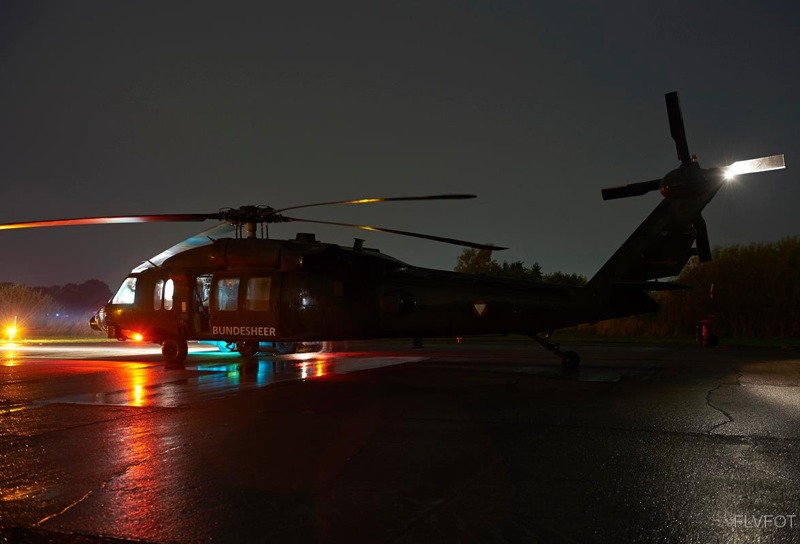 Sikorsky S-70A-42 Black Hawk © FLVFOT