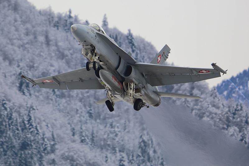 Schweizer McDonnell Douglas F/A-18C Hornet © foto-metkemeier.net