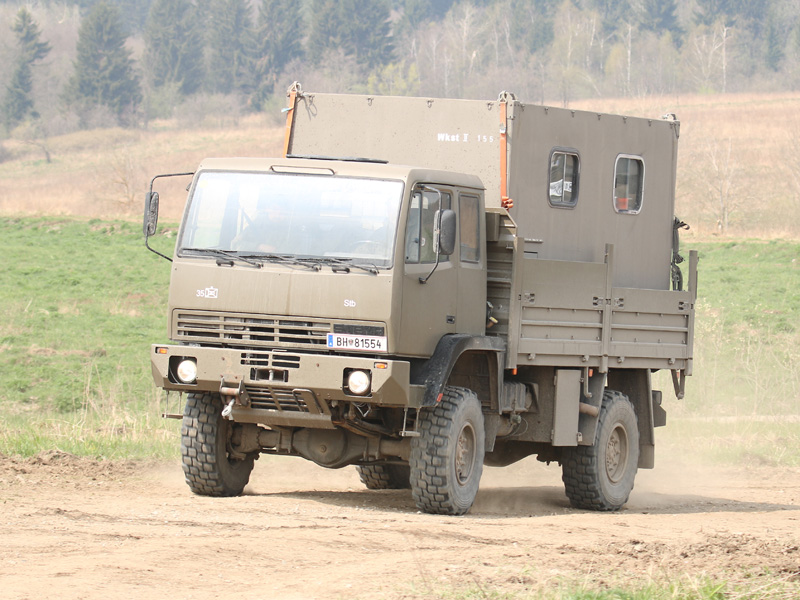 Steyr 12M18 mit Werkstattaufbau © Doppeladler.com