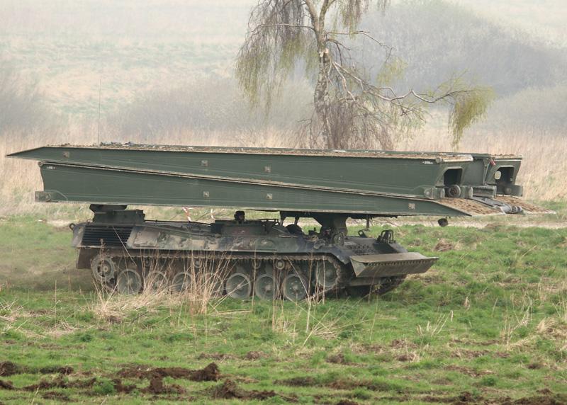 Panzerschnellbrücke Biber aus Deutschland © Doppeladler.com