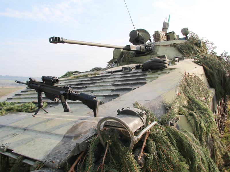 Schützenpanzer BVP 2 mit 30 mm Maschinenkanone © Doppeladler.com