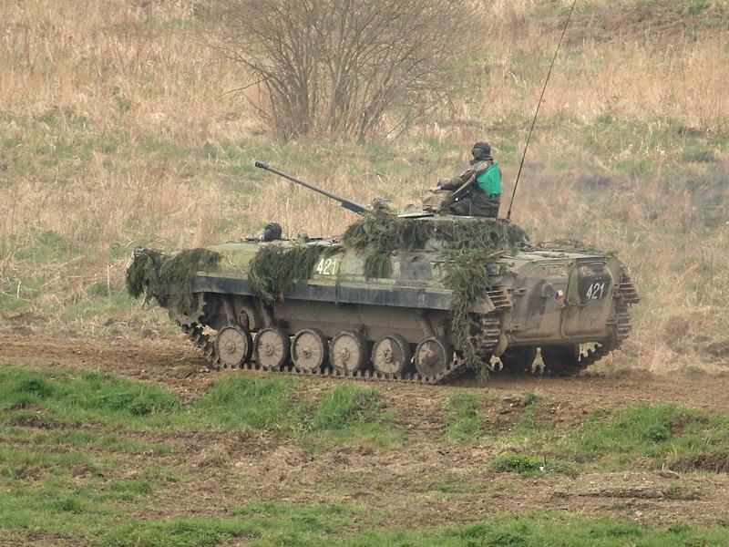 Schützenpanzer BVP 2 © Doppeladler.com