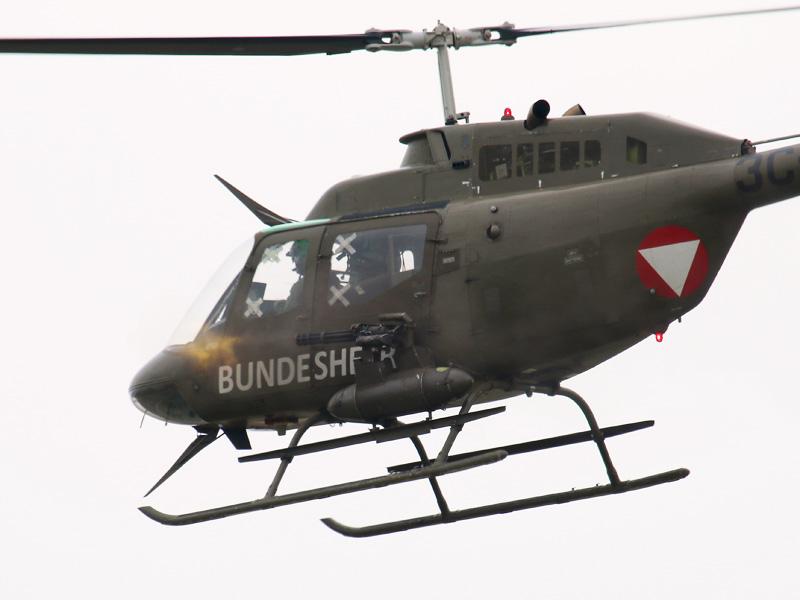 Bell OH-58B Kiowa © Doppeladler.com
