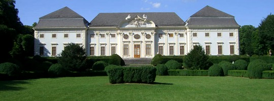 Barockjuwel Schloss Halbturn © schlosshalbturn.com