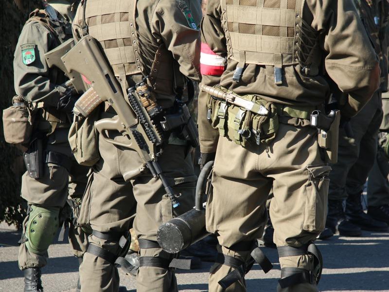 Jägerbataillon 25 (JgB25) © Doppeladler.com